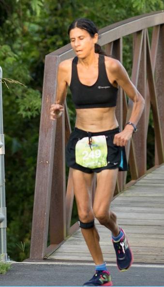 SCOTT CARROLL Yoga Vest Bra for Womens Shamrock Green Support High Sport with Top