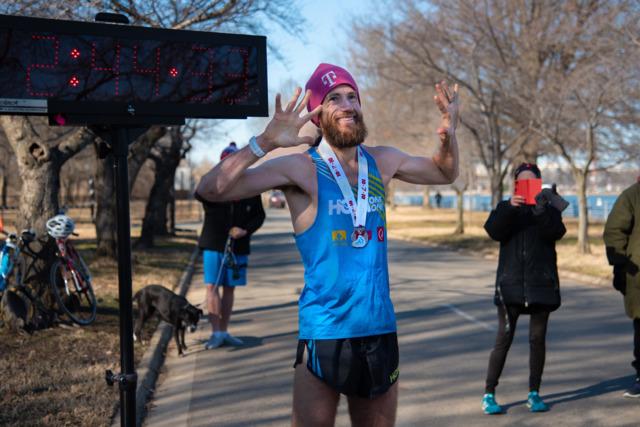 Arlington Running Roundup